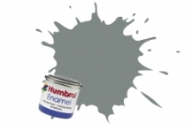 Barva Humbrol Email 126 US Medium Grey Satin - 14ml
