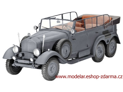 Revell German Staff Car G4 1:35 03235