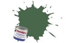 Barva Humbrol Email 117 US Light Green Matt - 14ml