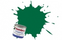 Barva Humbrol Email 120 Light Green Matt - 14ml