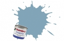 Barva Humbrol Email 128 US Compass Grey Satin - 14ml