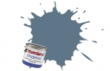 Barva Humbrol Email 144 Intermediate Blue Matt - 14ml