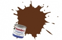 Barva Humbrol Email 160 German Camouflage Red Brown Matt - 14ml