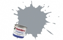 Barva Humbrol Email 165 Medium Sea Grey Satin - 14ml
