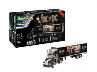 "Truck & Trailer ""AC/DC"" Limited Edition 1/32 07453"