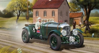 Revell Bentley 4,5L Blower 1/24 07007