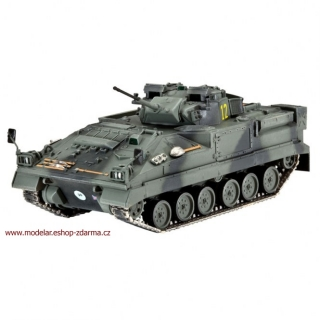 Revell Warrior MCV 1:72 03128